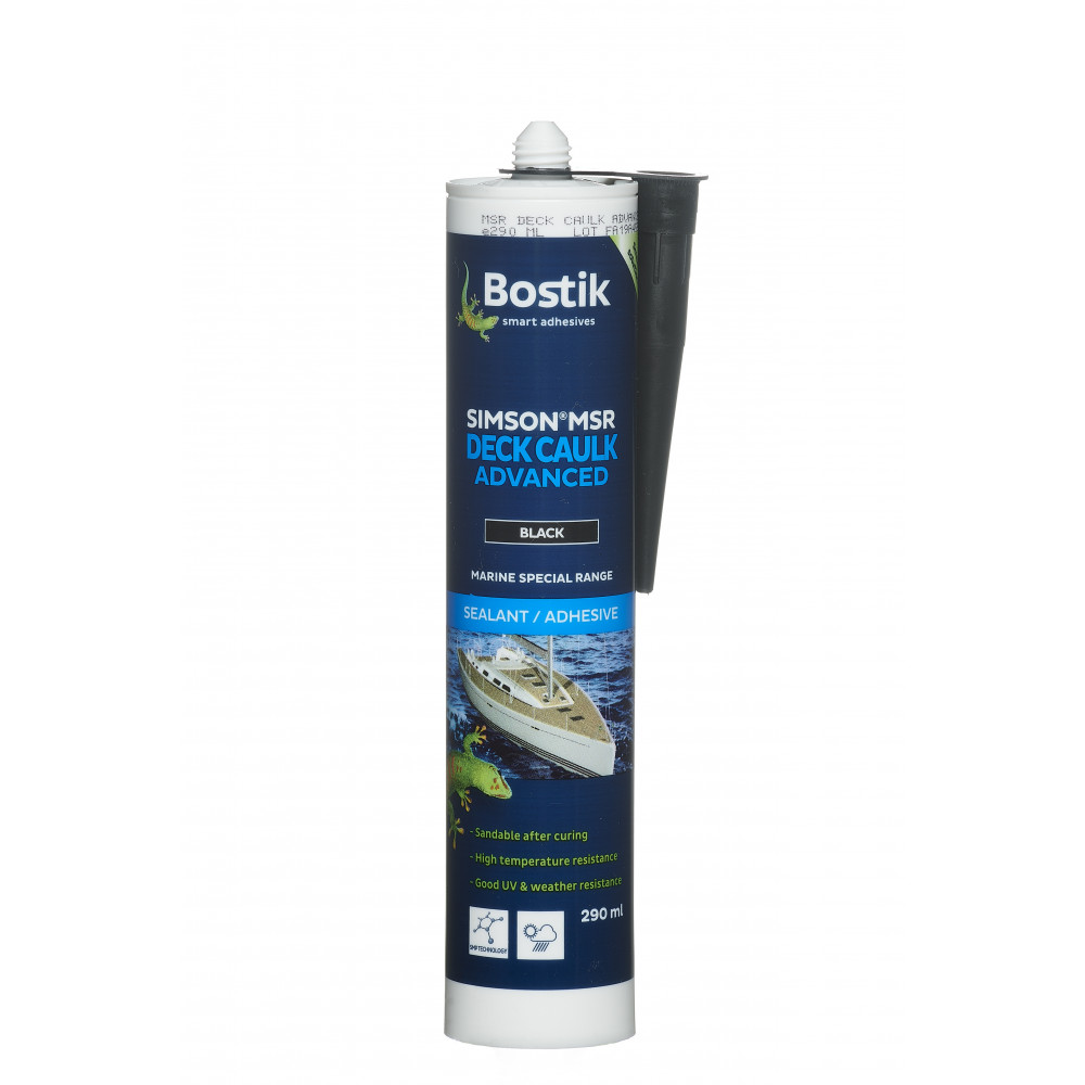 "BOSTIK MSR ""DC Advanced"" SMP Polymer, schwarz, 290ml Kartusche"