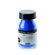 Schmincke Künstler-Pigmente, 100ml, höchste Lichtechtheit, ultramarineblau dunkel