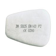 3M 5925, P2SL Feinstaubvorfilter, für 3M Masken Serie 6000 und 7000