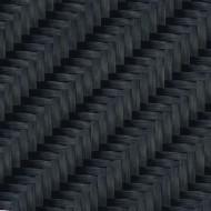 Carbongewebe 285g/m², Köper4/4, 3K 200tex, Rolle 100m x 100 cm, 7/7 Fäden / cm