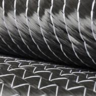 Carbon BiAx 0/90°, 314g/m², Breite 126cm