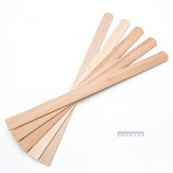 Rührspatel, Holz (Buche) ca. 400x25x4 mm