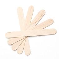 Rührspatel, Holz 150 mm, 100 Stk.
