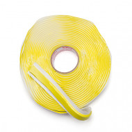 Vakuumkitt 200Y, gelb, bis 204°C, 3x12,7mm, 7,62m