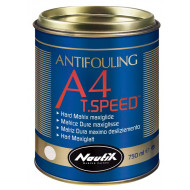 NAUTIX A4 T.Speed, 0,75L; Hartantifouling Schwarz