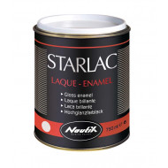 NAUTIX STARLAC / L3, 1K Alkydharz Farblack 0,75L Englisch Grün