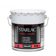 NAUTIX STARLAC , 1K Alkydharz Farblack 2,50L Englisch Grün