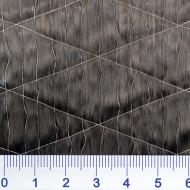 Carbon UD Gelege 300 g/m², 300mm breit, fixiert durch einseitiges Gitter