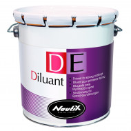 NAUTIX Verdünnung DE, Verdünnung für Nautix Epoxidsysteme, 2,5L
