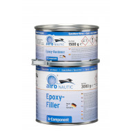 Airo Nautic, 2K Epoxid Spachtel, 4,5 kg / ca. 2,5L