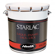 NAUTIX STARLAC , 1K Alkydharz Farblack 2,50L Himmelblau