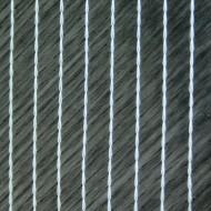 Carbon BiAx 0°/90°, 611g/m², 24K Faser, Breite 125 m Tricot