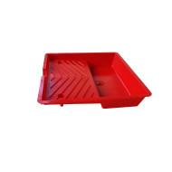Farbwanne, Kunststoff 200 x 220 mm, mit schräger Abstreiffläche