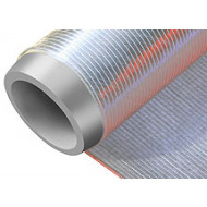 E-Glas Band +/- 45°, 609 g/m², 250mm breit