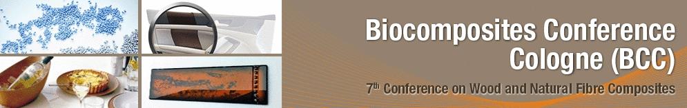 Biocomposites Conference Cologne (BCC)
