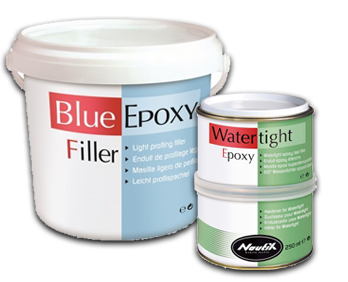 Nautix Epoxy Spachtelmasse