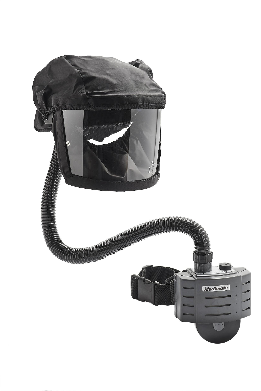 Atemschutz Set MARTINDALE Magnum 8500 KIT, komplett, Gebläseeinheit, Standard Plus Akku + Ladegerät