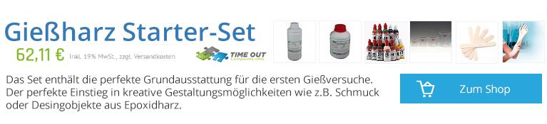 Starter-Set Gießharz